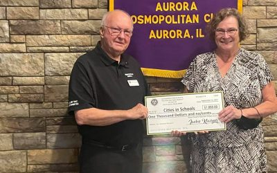 Cosmos Partner with Cities in Schools Aurora